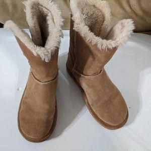 Bjorndal Joey Sherpa Lined Boots - size 6